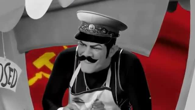 WW2 meme. .. Ice cream makes everything better. Even communism.