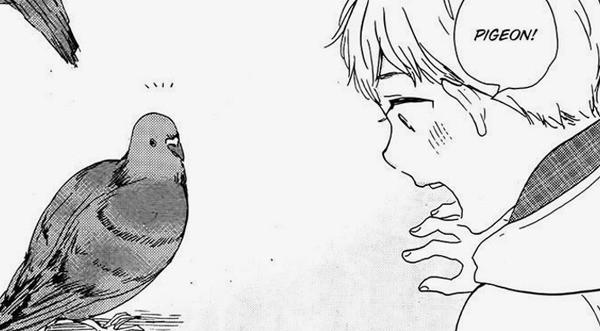 He's like a regular Disney Princess. Toritan. Toritan manga