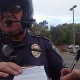 Cop: Completely unfazed