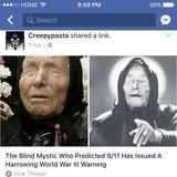 Blind Mystic