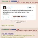 Atheist Prayers