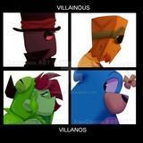Moar Villainous Stuff