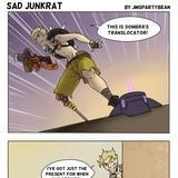 Sad Junkrat