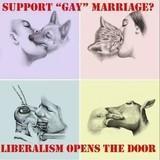 Liberalism opens doors