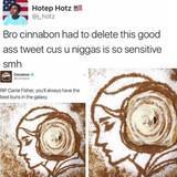 Sensitive niggas