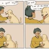 A good boy!