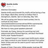 Seatle Antifa