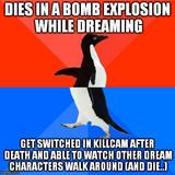 dreams can be weird :/