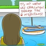 Learn to Dogdge
