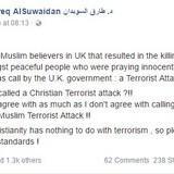Muslim's Response to UK Attack