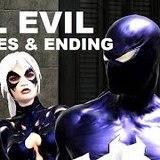 Web of Shadows all evil choices