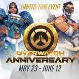 Overwatch Anniversary! and Developer Update!