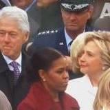 Bill Caught Checking Out Ivanka Trump