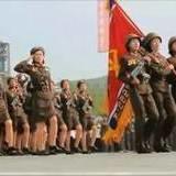 Best Korea March
