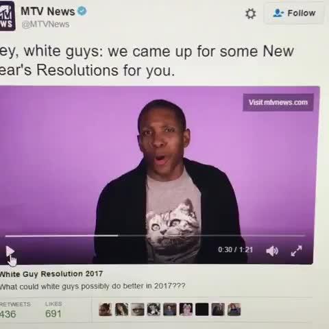 Ragnev Vaspifovn Yseigonga. .. Remember when MTV showed music videos? I don't, because I wasn't born yet!