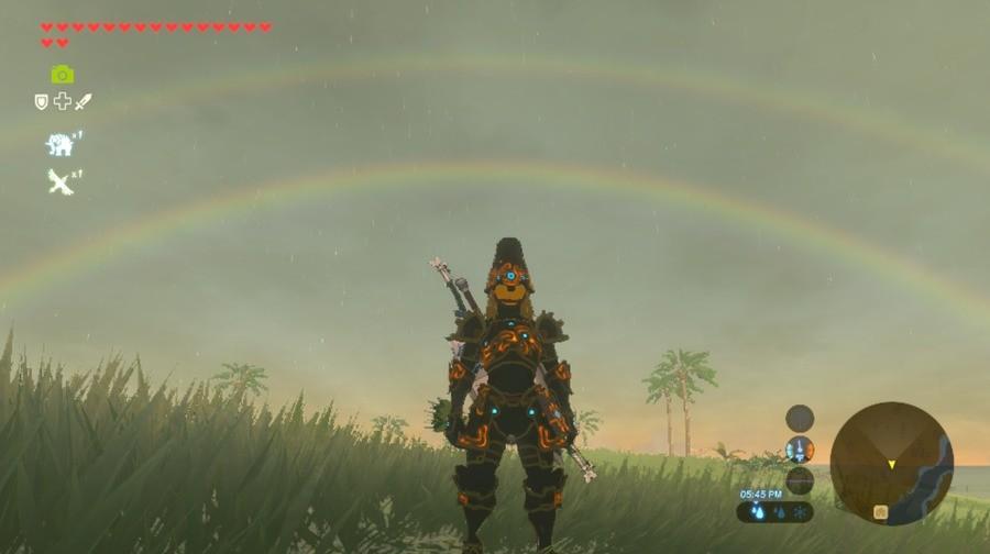 DOUBLE RAINBOW!. OMG.. Looks like Monsoon DOUBLE RAINBOW! OMG Looks like Monsoon