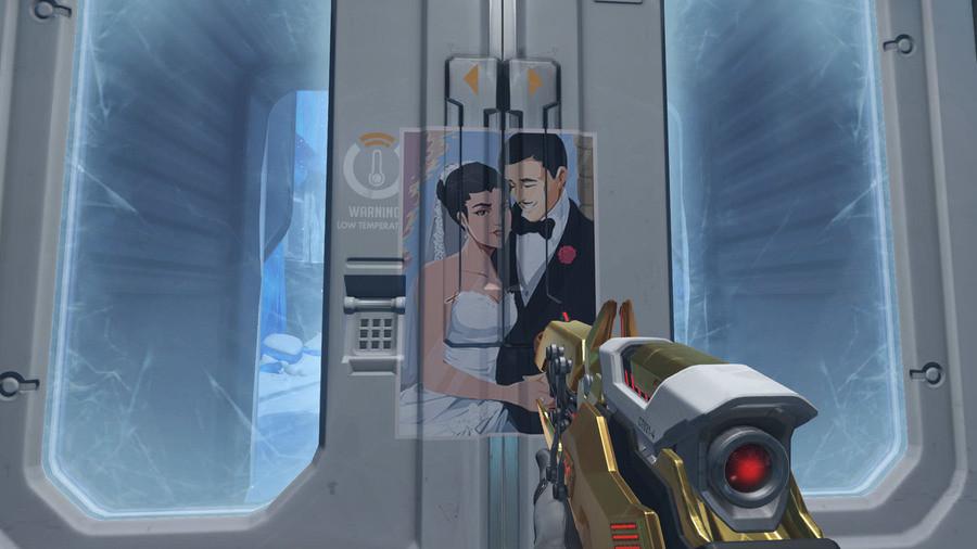 How to properly use Widow's Spray.  .. ow overwatch