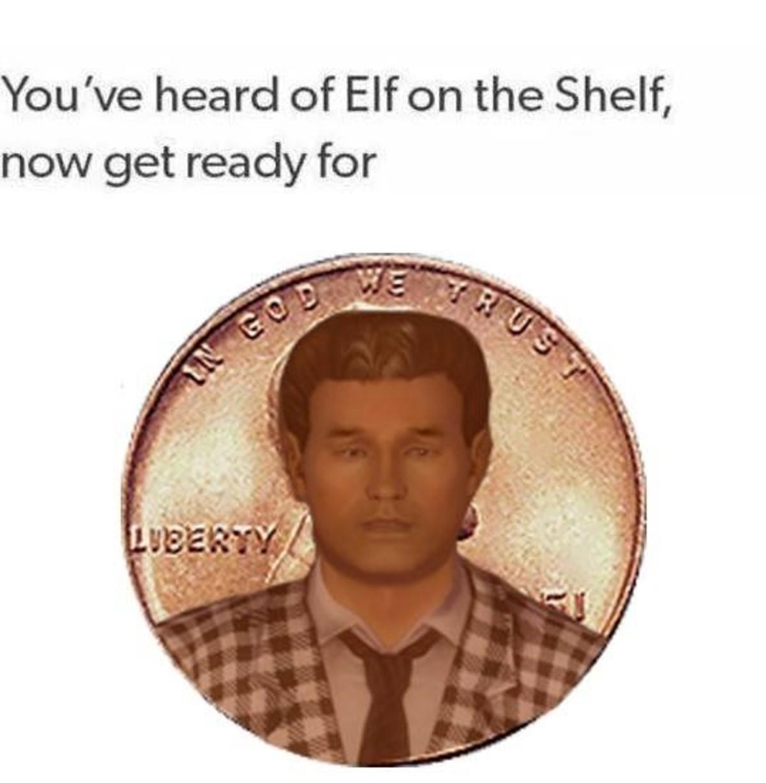 Lasagutam Aberutty Aknavokn. . You' heard of Elf on the Shelf, now get ready for Lasagutam Aberutty Aknavokn You' heard of Elf on the Shelf now get ready for