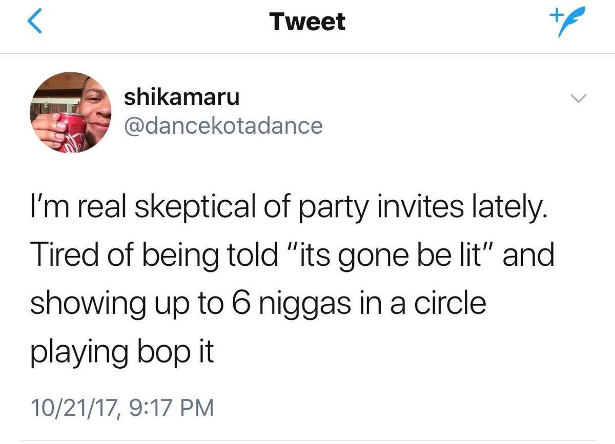 Lit af. .. >partys Lit af >partys