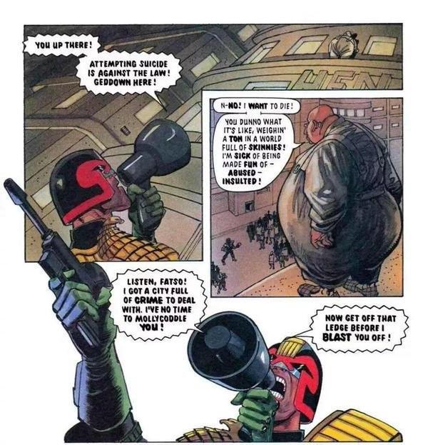 Love Judge Dredd. . Love Judge Dredd