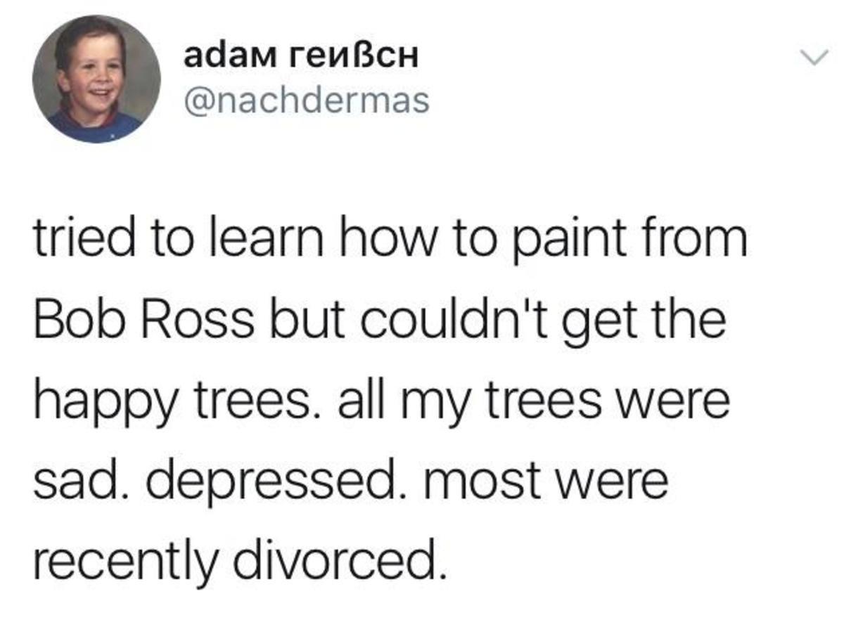 Paint like Bob. . Paint like Bob
