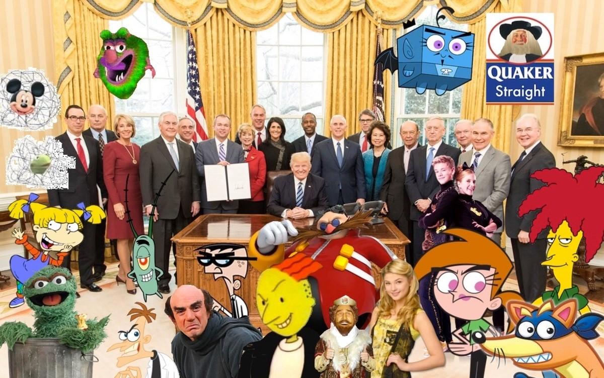 The Trump Bunch. . barney bunch The Barney Bunch The Trump Bunch