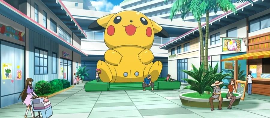 They know. . Pokemon Anime PIKACHU