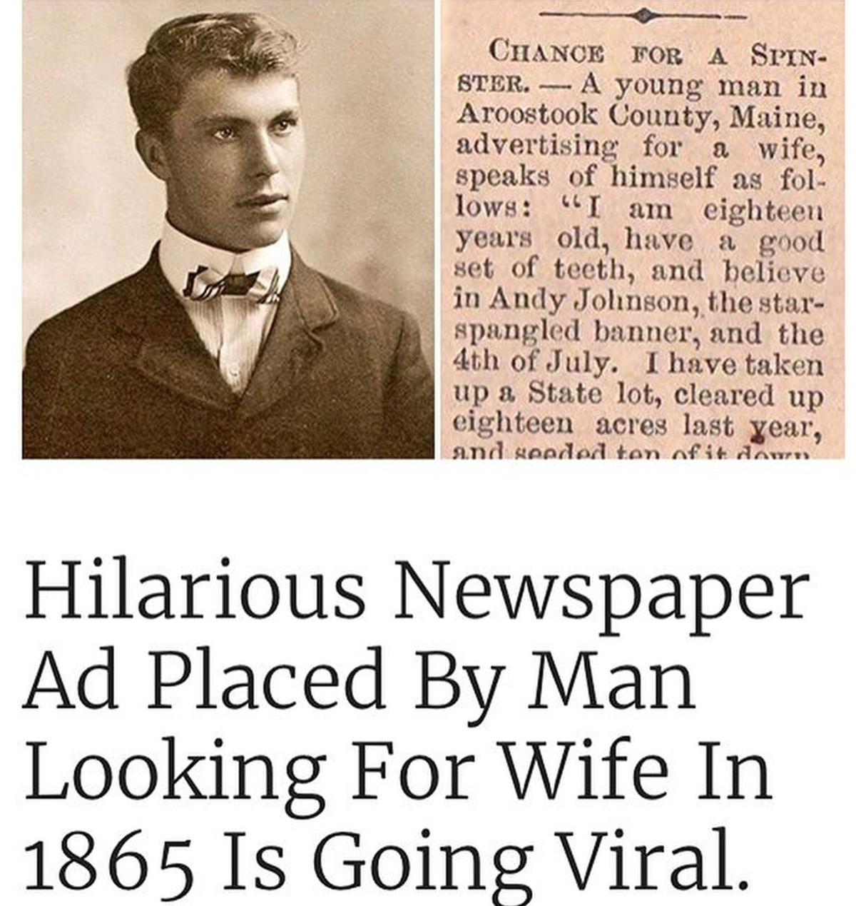 Tinder in 1865. .. /r1865k/ Tinder in 1865 /r1865k/
