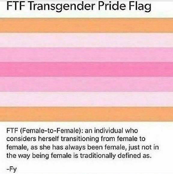 Transgender female-to-female. . tumblr FTF Transgender bullshit female pick one