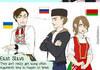 Western Slavs vs Eastern Slavs vs Southern Slavs