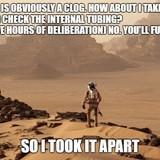 The Martian book quotes