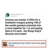Shut up Dave