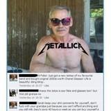 Grandpa has no chill