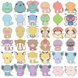 Little Gen 1 Pokémon