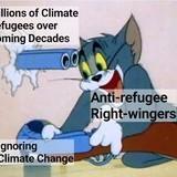 Politics right now.