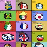 Polandball Pokemon types