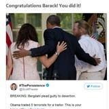 Congratulations Barack!!!