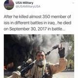 Iraqi Warrior RIP