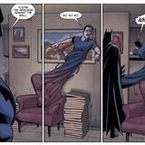 Hide and seek with Batman