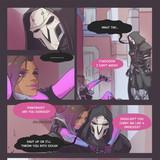 Sombra last request (very sad comic)