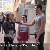 Tax plan vs students