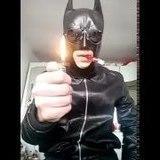 Batman lighter explosion