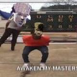 My favorite JoJo meme